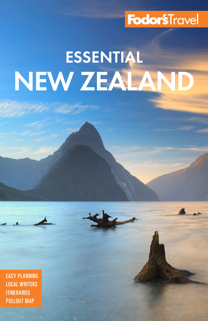 Fodor's Essential New Zealand