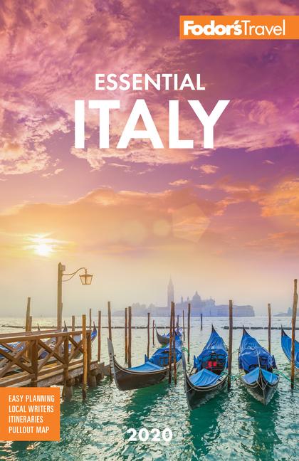 Italia esencial de Fodor 2020